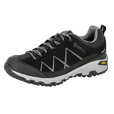 Brütting Outdoor Schuh Kansas schwarz/anthrazit