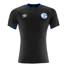 Umbro FC Schalke 04 Trainingsshirt 2019/2020 Schwarz