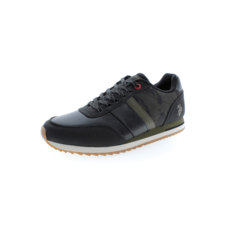 U.S. POLO ASSN. Sneaker Vance Eco schwarz/grau