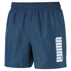 Puma Freizeit- und Badeshorts Blau
