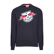 RB Leipzig Sweatshirt ASKEW Blau