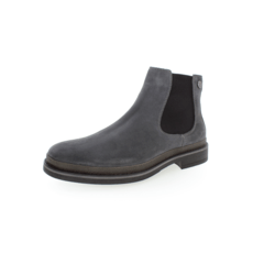 U.S. POLO ASSN. Chelsea Boot Victor Suede grau