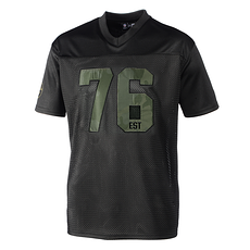 New Era Seattle Seahawks Jersey Est. Date Camo schwarz