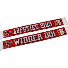 1. FC Köln Schal Aufstieg 2019 rot/weiß