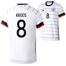 Adidas Deutschland EM 2020 DFB Trikot Heim KROOS Kinder