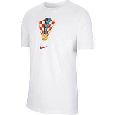 Nike Kroatien T-Shirt EM 2021 Weiß