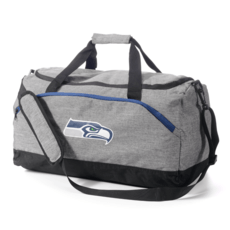 Forever Collectibles Seattle Seahawks Duffel Bag grau