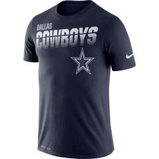 Nike Dallas Cowboys T-Shirt NK Blau