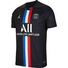 Nike JORDAN Paris Saint-Germain 4th Trikot 2019/2020
