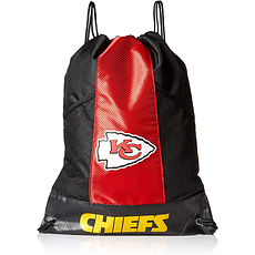 Forever Collectibles Kansas City Chiefs Rucksack Mesh rot