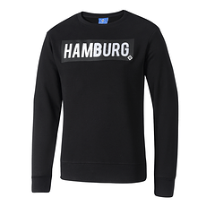 Hamburger SV Sweatshirt SÖNKE Schwarz