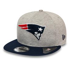 New Era New England Patriots Cap Established 9FIFTY blau