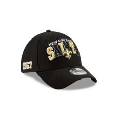 New Era New Orleans Saints Cap Sideline HM 39THIRTY schwarz