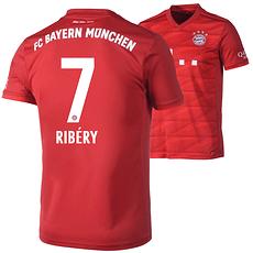 Adidas FC Bayern München Heim Trikot 2019/2020 RIBÉRY