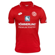 Lotto FSV Mainz 05 Trikot 2019/2020 Kinder Heim