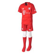 Adidas FC Bayern München Trikot 2019/2020 Heim Mini Kit
