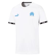 Puma Olympique Marseille Trainingsshirt 2019/2020 Weiß