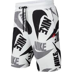 Nike Freizeitshorts SWOOSH Div. Weiß