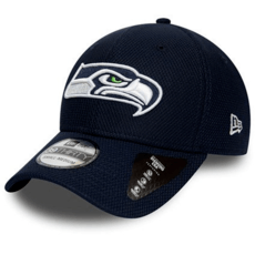 New Era Seattle Seahawks Cap Team 39THIRTY navy