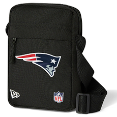New Era New England Patriots Umhängetasche Logo schwarz