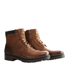 NoGRZ Winterboot G. Bernini cognac