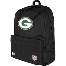New Era Green Bay Packers Rucksack Stadium schwarz