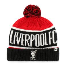 47 Brand FC Liverpool Beanie Calgary rot