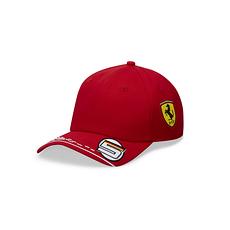 Ferrari Cap Vettel 2020 rot