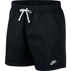 Nike Freizeit- und Badeshorts Schwarz