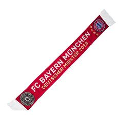 FC Bayern München Schal Meister 2019