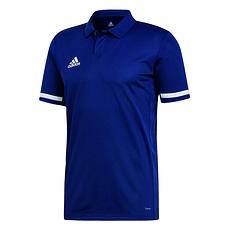 Adidas Poloshirt Team 19 Blau