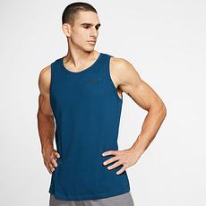 Nike Tanktop Dri-Fit Blau