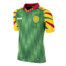 Copa Fußballshirt Kamerun grün