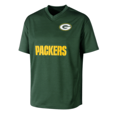New Era Green Bay Packers Trikot Wordmark grün