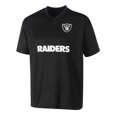 New Era Las Vegas Raiders Trikot Wordmark schwarz