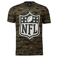 Fanatics NFL Shield T-Shirt Digi Camo khaki