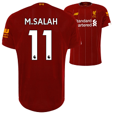 New Balance FC Liverpool Trikot M. SALAH 2019/2020 Heim