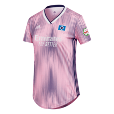 Adidas Hamburger SV Trikot 2019/2020 Auswärts Damen