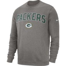 Nike Green Bay Packers Sweatshirt NK 2019/2020 Grau