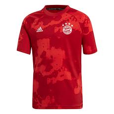 Adidas FC Bayern München Präsentations-Shirt 2019/2020 Rot