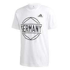 Adidas Deutschland T-Shirt GERMANY EM 2021 Weiß
