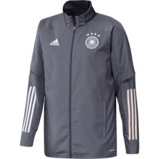 Adidas Deutschland DFB Präsentationsjacke EM 2020 Dunkelgrau