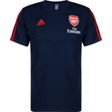 Adidas FC Arsenal Trainingsshirt Logo dunkelblau/rot