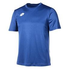 Lotto T-Shirt Delta Jersey PL blau/weiß