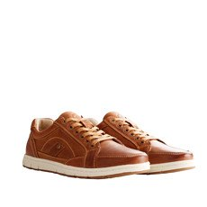 TRAVELIN OUTDOOR Sneaker Irvine braun