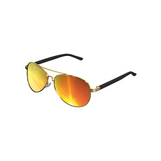 MasterDis Sonnenbrille Mumbo gold/orange
