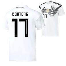 Adidas Deutschland Trikot Heim WM 2018 BOATENG