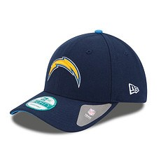 New Era Los Angeles Chargers Cap The League Team blau