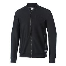 Puma Freizeitjacke Athletic Premium schwarz