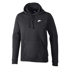 Nike Hoodie Sportswear Swoosh Schwarz